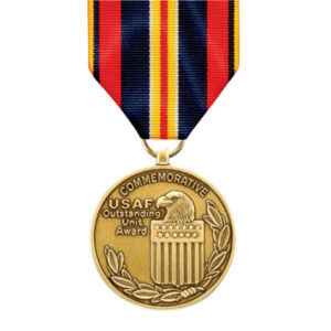 United States Air Force Outstanding Unit Award with Valor and Device